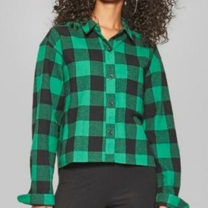 Wild Fable flannel shirt